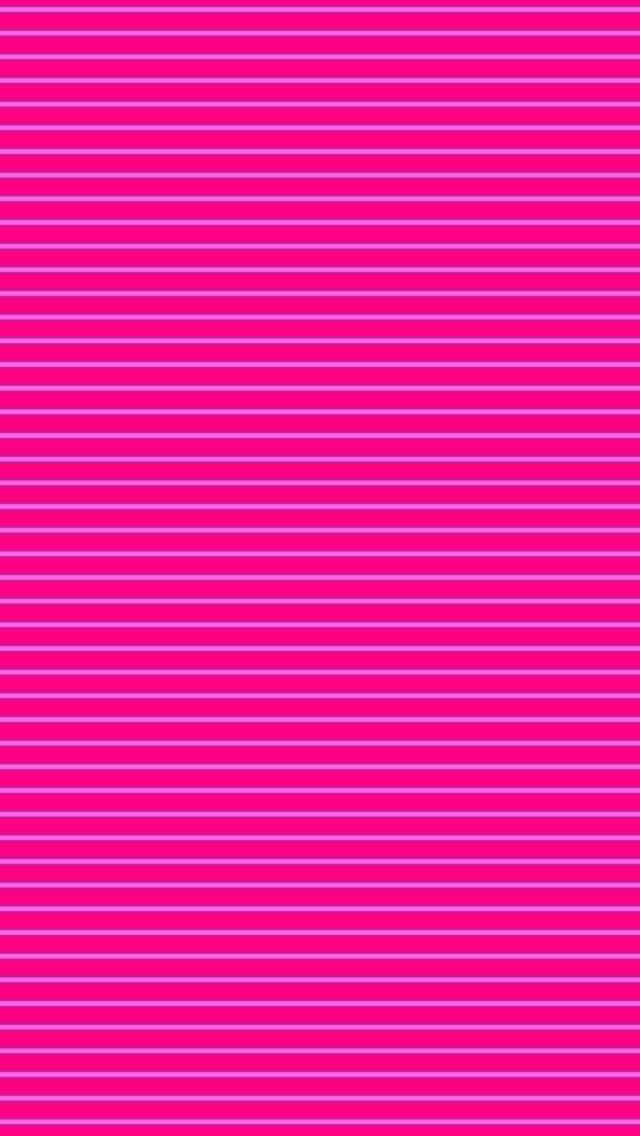 Wallpaper Hot Pink With Stripes Vs Pink Wallpaper Iphone