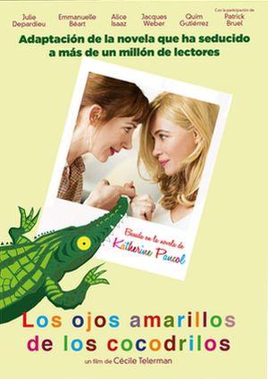 Cine Los Ojos Amarillos De Los Cocodrilos Disponible En Las Biblioteca De Hellín Desde El 2 De Marzo De 2015 Sinopse O Drama Filmes