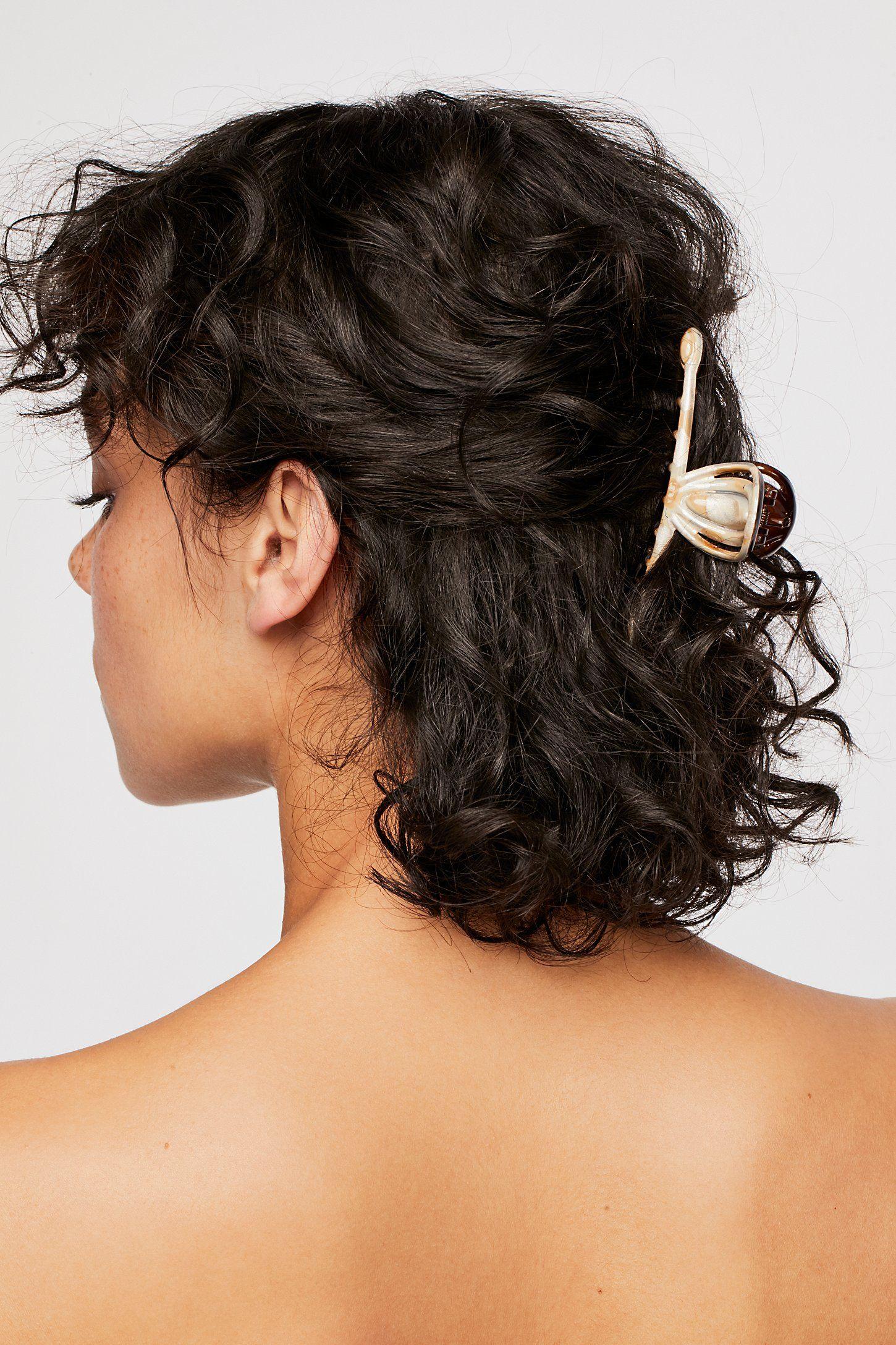 Fine hair claw with images fine hair hair curly hair