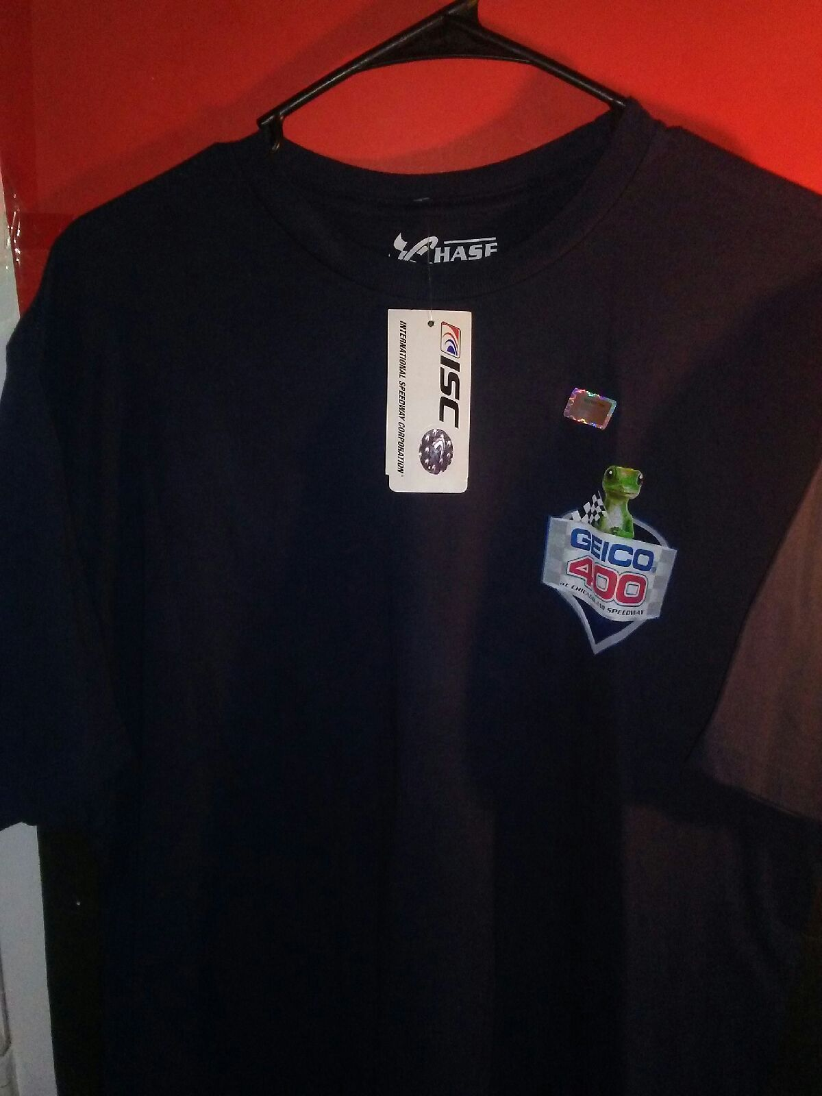 Chicagoland Speedway NASCAR shirt