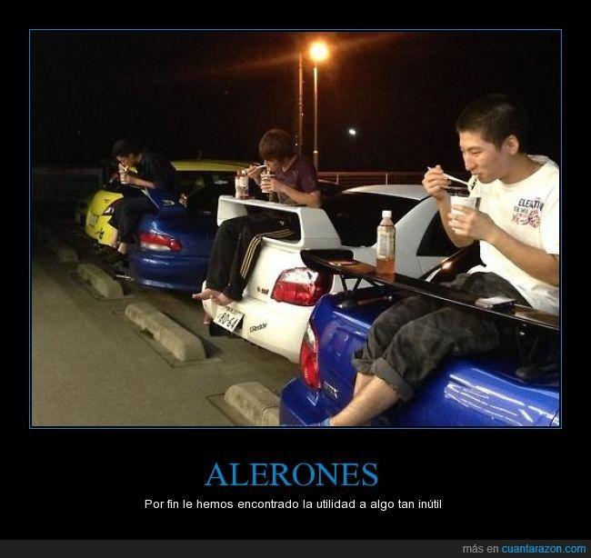 ALERONES