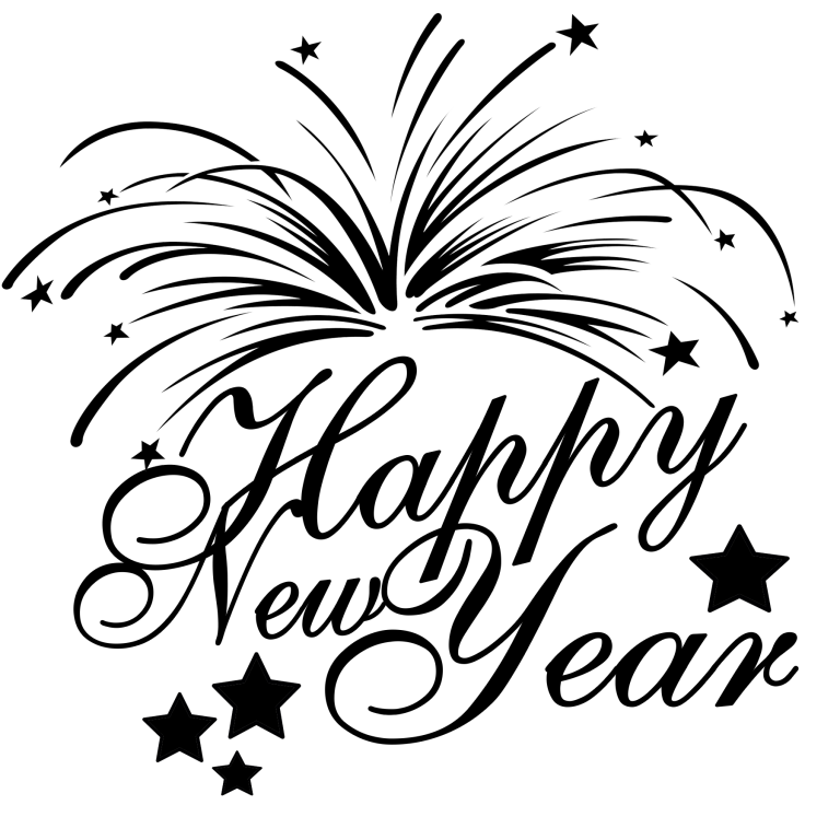 Free Happy New Year SVG File Svg free files, Christmas