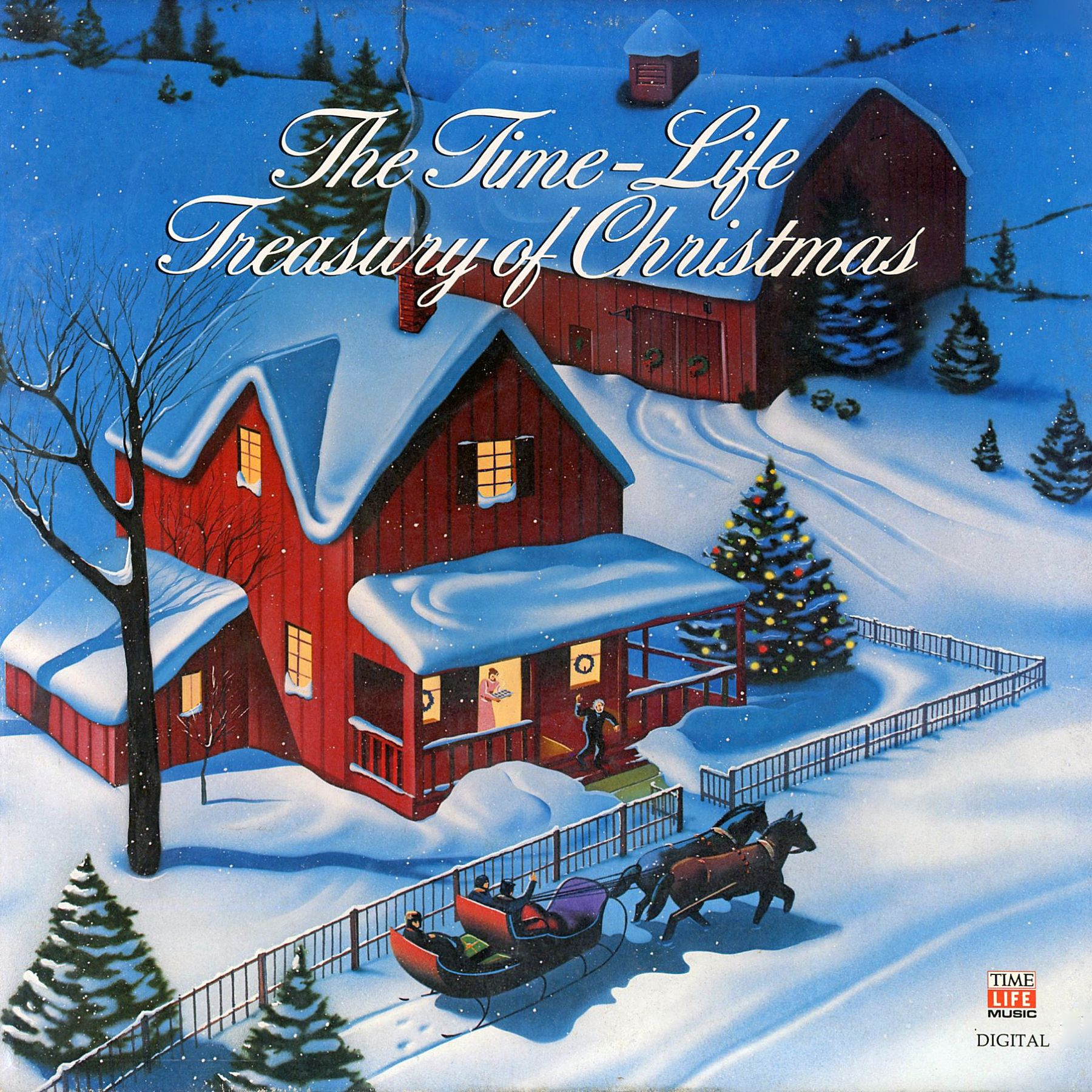Pin by Christopher M Wall on EVERYTHING CHRISTMAS! | Pinterest | Barn