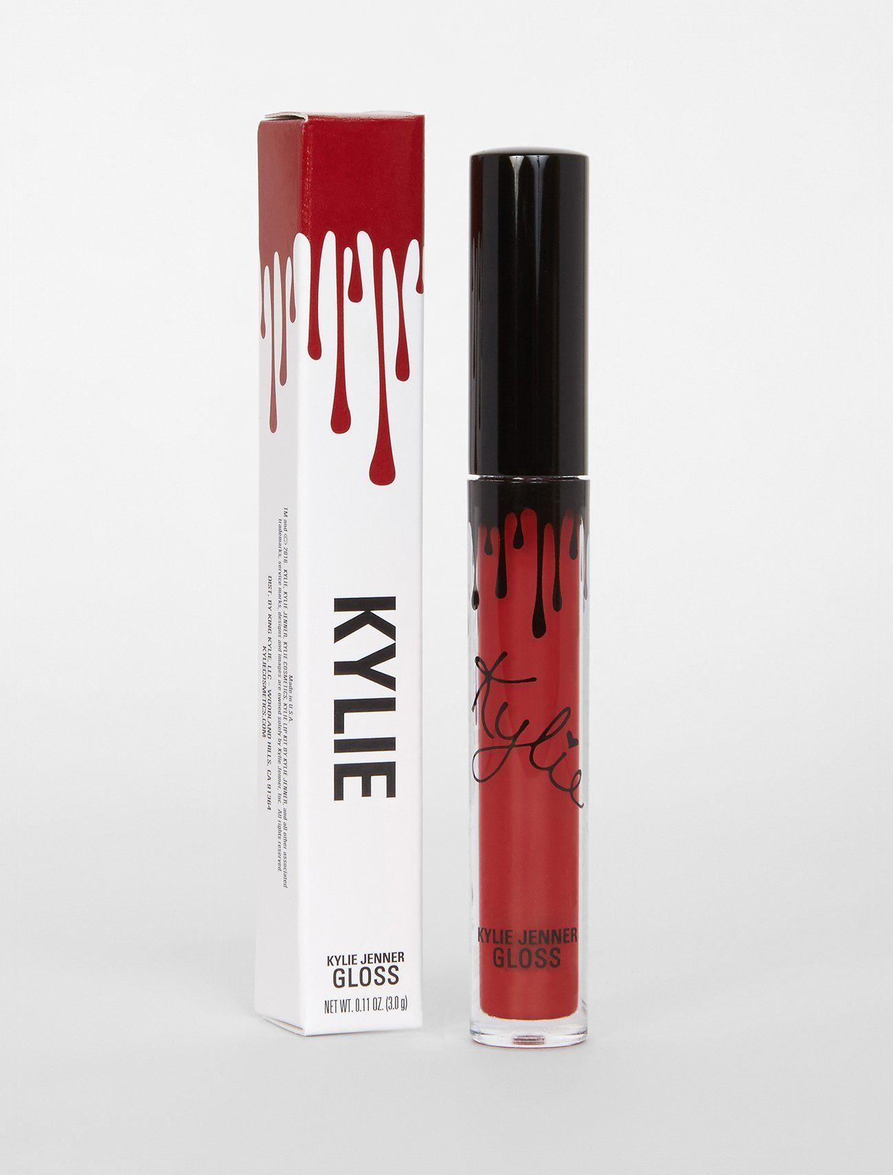 Kylie Cosmetics Lip Gloss In Naughty Beautytipsforlips