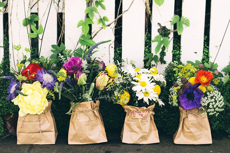 22 Stunning Spring Floral Arrangements - | Flowers, Craft and Gardens