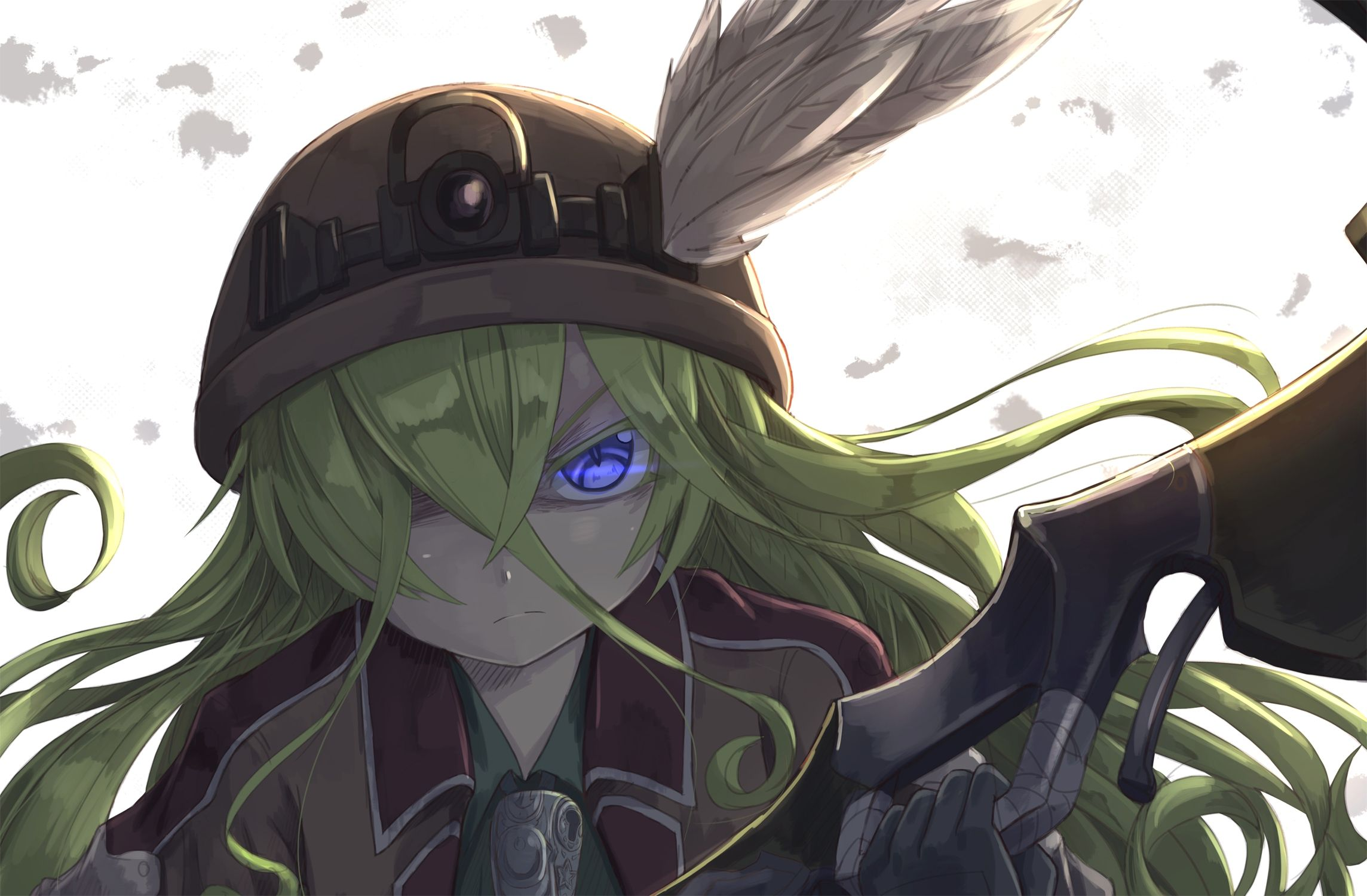 Made In Abyss Lyza Anime Hd Backgrounds Anime Images