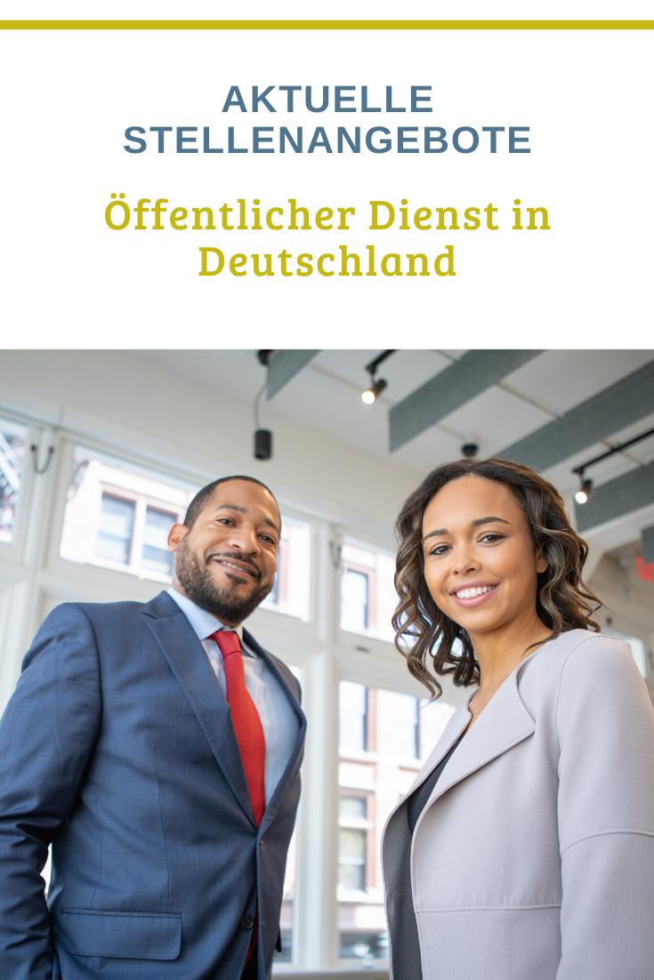 Der öffentliche Dienst in Deutschland | Öffentlicher