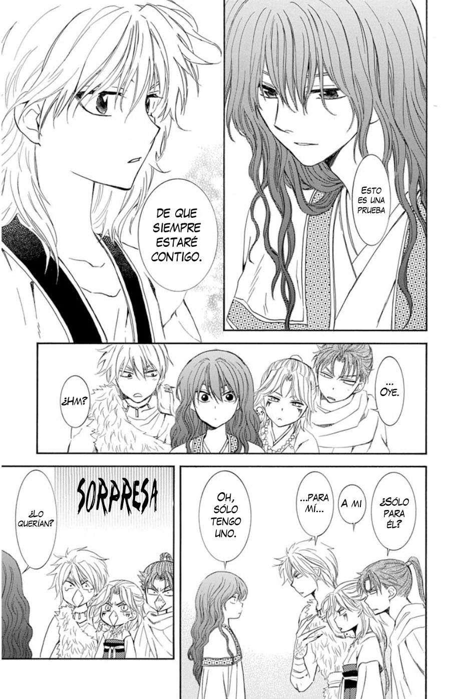 Manga Akatsuki no Yona Capítulo 102 Página 13 Akatsuki
