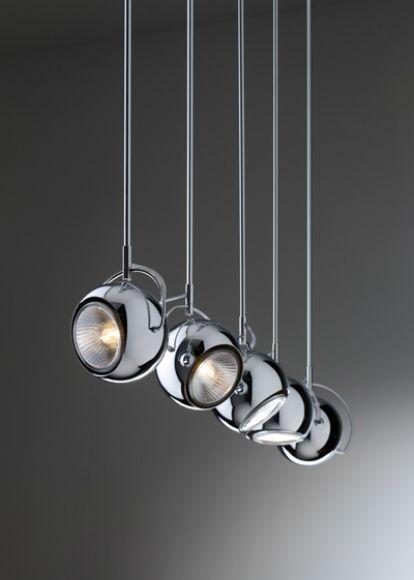 Lampade a sospensione: Lampada Beluga Steel da Fabbian | i like it