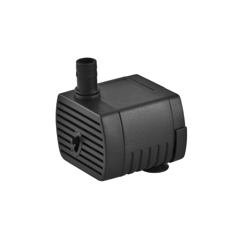 Aquapro 3w small water feature pond pump 12 volt 15 for Small pond pump