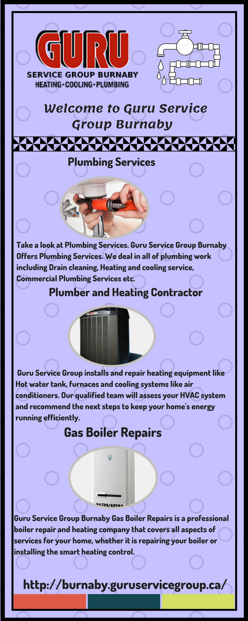 Guru Service Group Burnaby Offers Heating Cooling And Plumbing