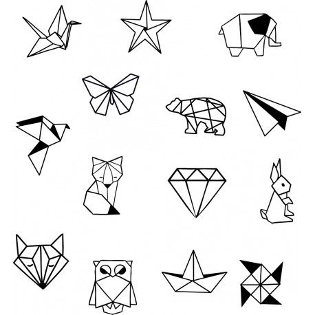 Stampo Bocal Origami Doodles Drawings Doodles Doodle Drawings