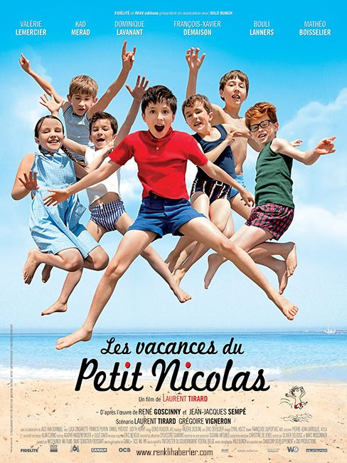 Les Vacances Du Petit Nicolas - Pıtırcık Tatilde - 11 Temmuz 2014 Cuma | Vizyon Filmi #petitnicolas #pitirciktatilde #Sinema #Movie #film #Vizyon