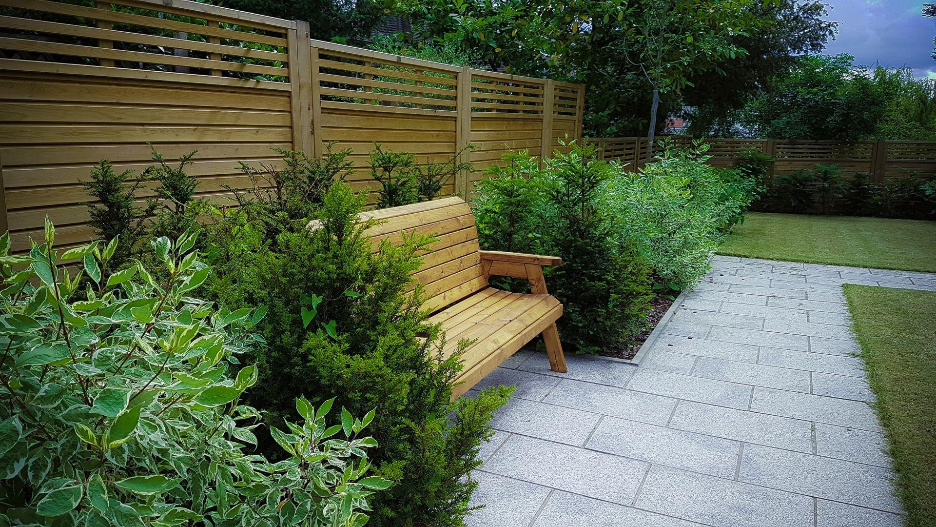 Apartment Garden Design Concept Landscape Architects London