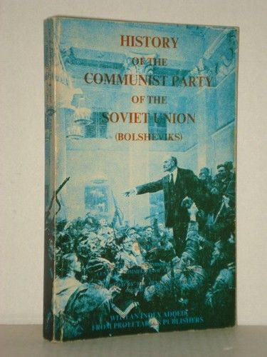A Concise History of the Communist Party of the Soviet Union