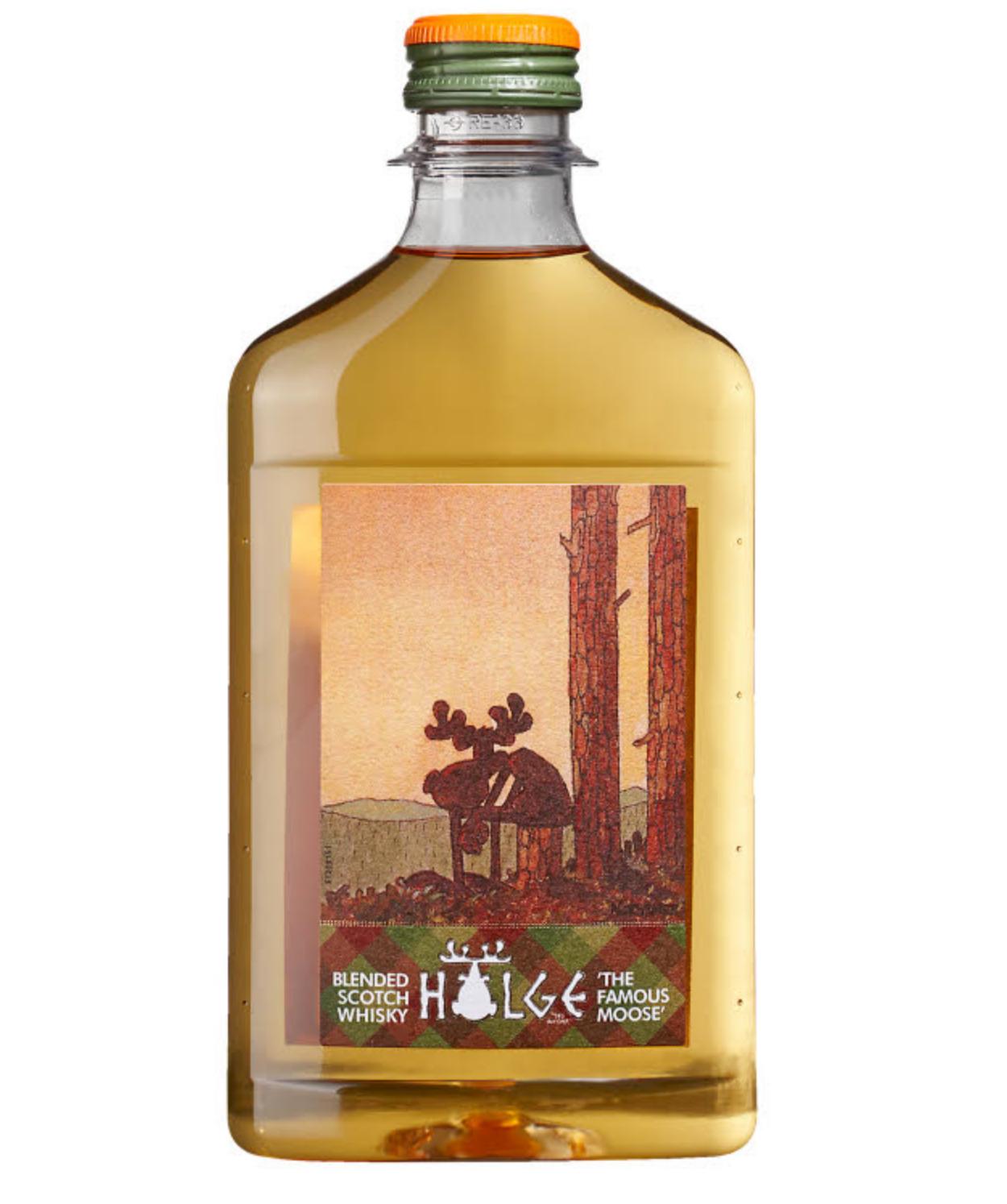 The Famous Moose Hälge Whiskey