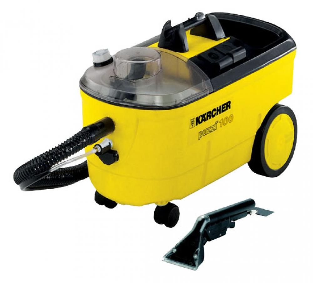 Karcher Puzzi 100 Carpet Cleaner The
