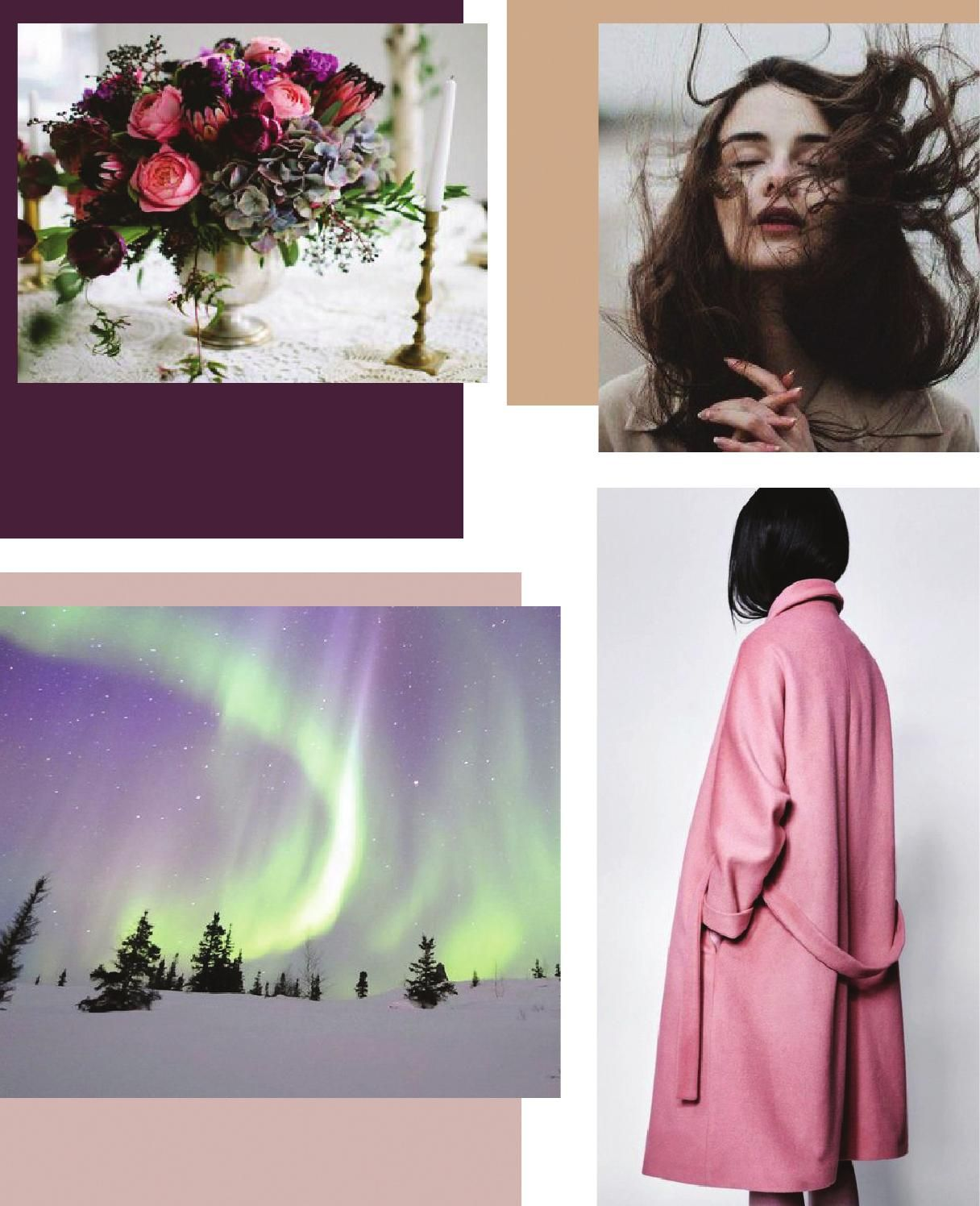TREND BOOK | Mood Board | Aw18 trends, Fashion 2018 trends ...