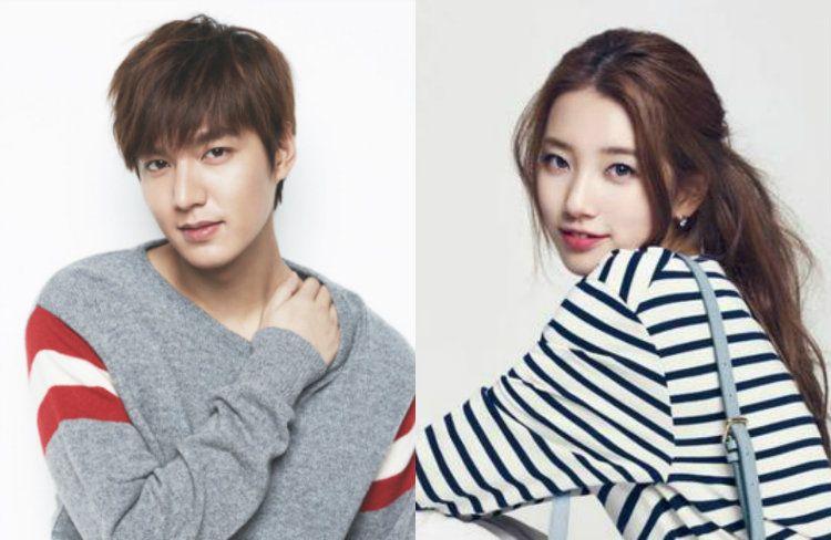 Suzy Bae dating Lee Min ho