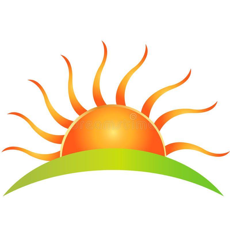 Sun Logo Sun Radiant Sunshine Orange Logo Vector Sponsored Radiant Logo Sun Vector Orange Ad Sun Logo Clip Art Sun Tattoo Designs