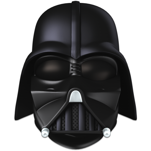 Darth Vader Front Icon Source Soft Icons Darthvader Starwars Darth Vader Icon Iconic Movies