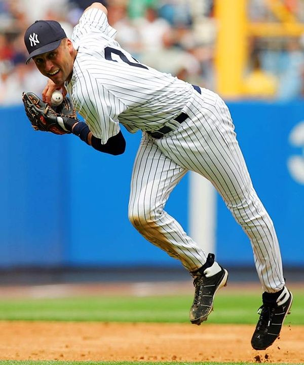 Derek Jeter | Photo: Chuck Solomon/SI.