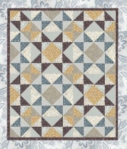 Free  Broken Dishes  Quilt Pattern #Quilts #Pattern #FabricHut ... : broken dishes quilt pattern free - Adamdwight.com