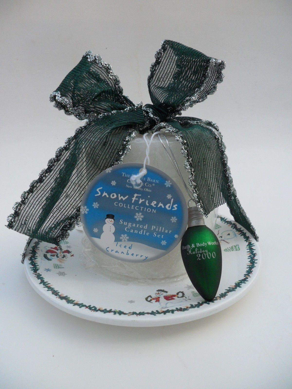 White Barn Candle Co. | eBay! | Candles, White barn ...