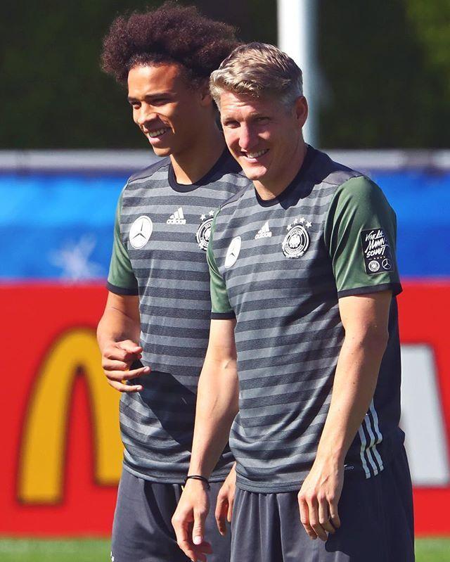 Instagram Photo By Bastian Schweinsteiger Jun 17 2016 At 8 57pm Utc Schweinsteiger Mens Tshirts Mens Tops