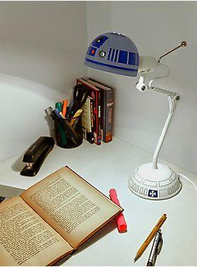 Star Wars R2 D2 Small Desk Lamp