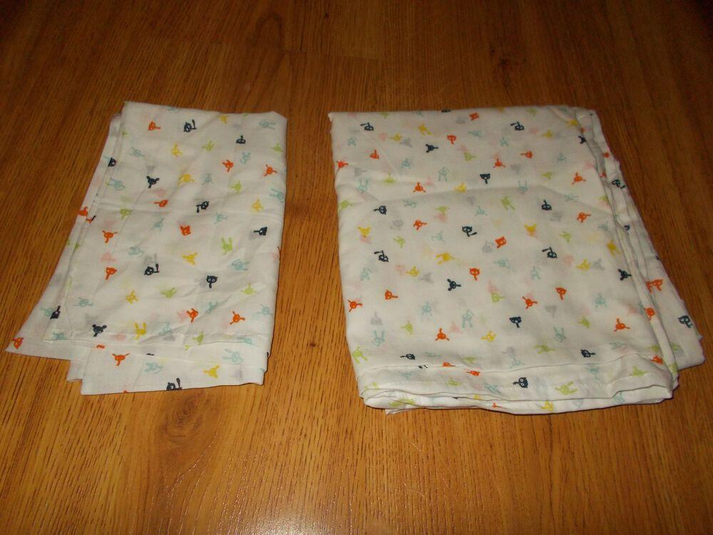 IKEA Crib Bedding STJARNBILD Baby Blanket