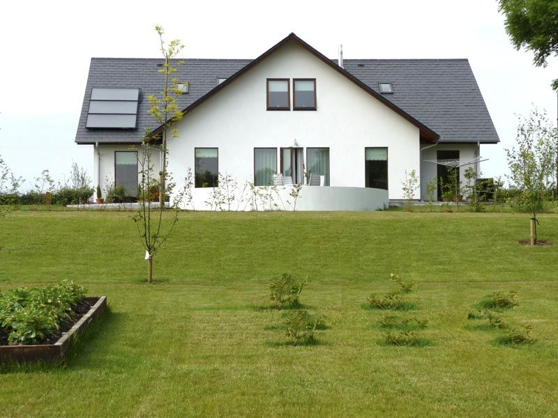 Scandinavian Homes Hibernia Series Cases Prefabricades
