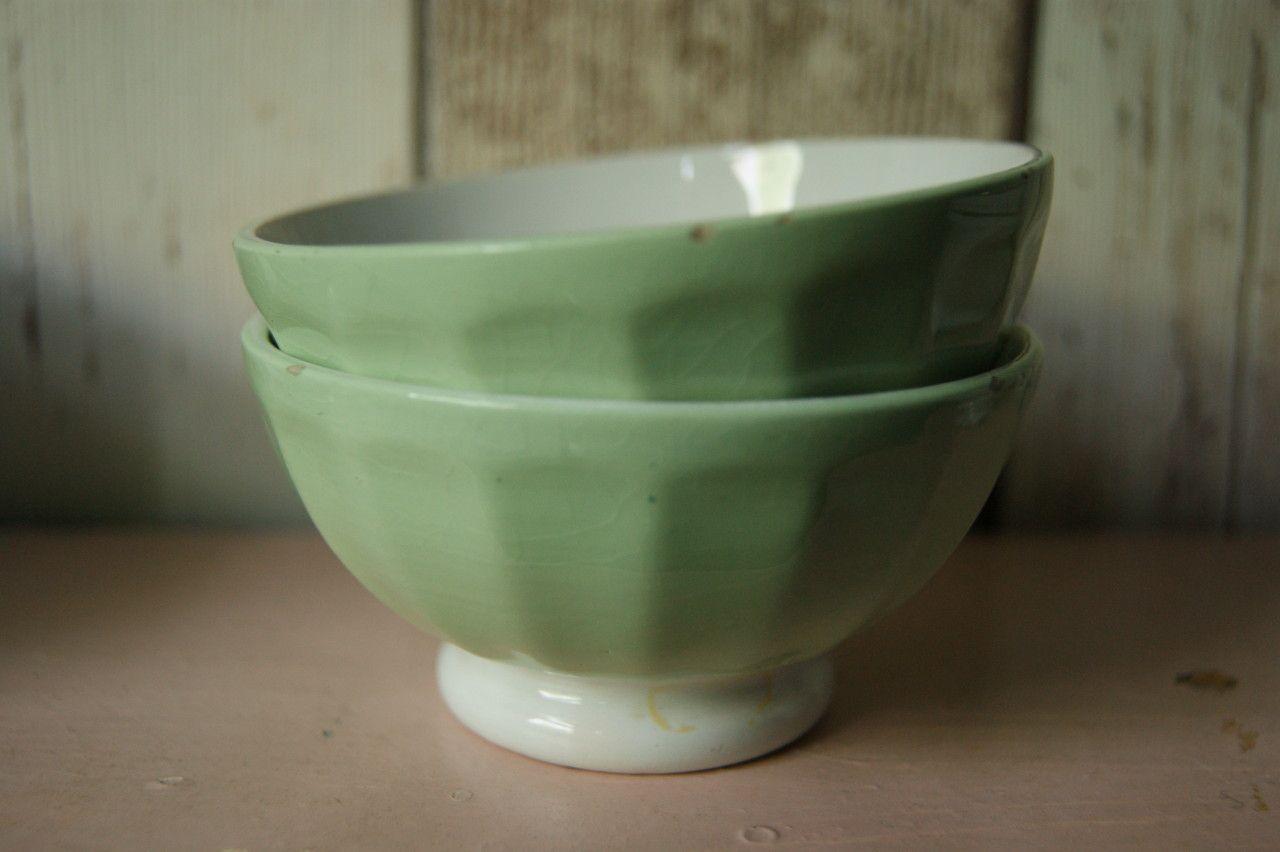 Pee Cafe Au Lait Bowls
