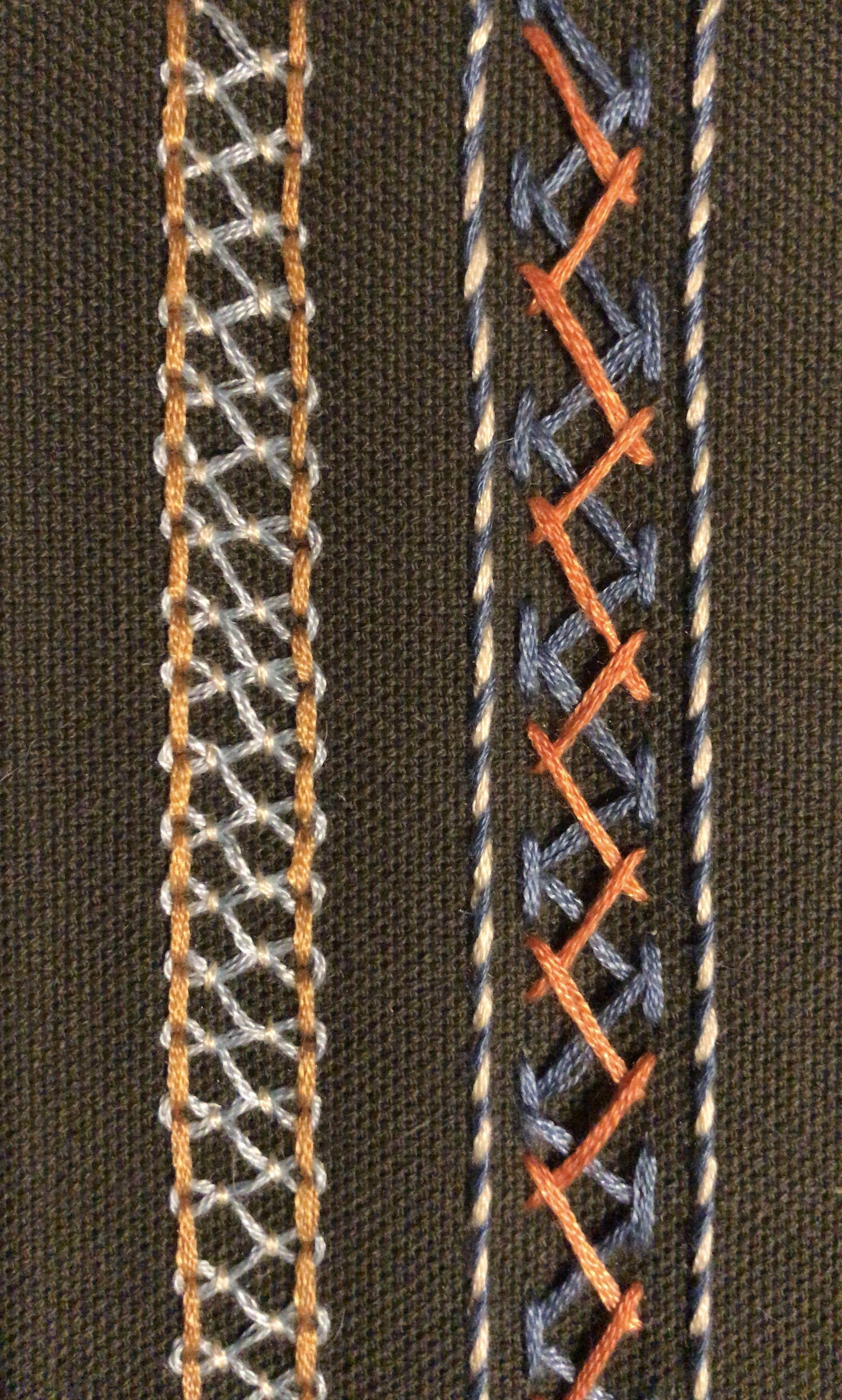 Pin von Marzia auf Embroidery designs   Pinterest   Mittelalter ...