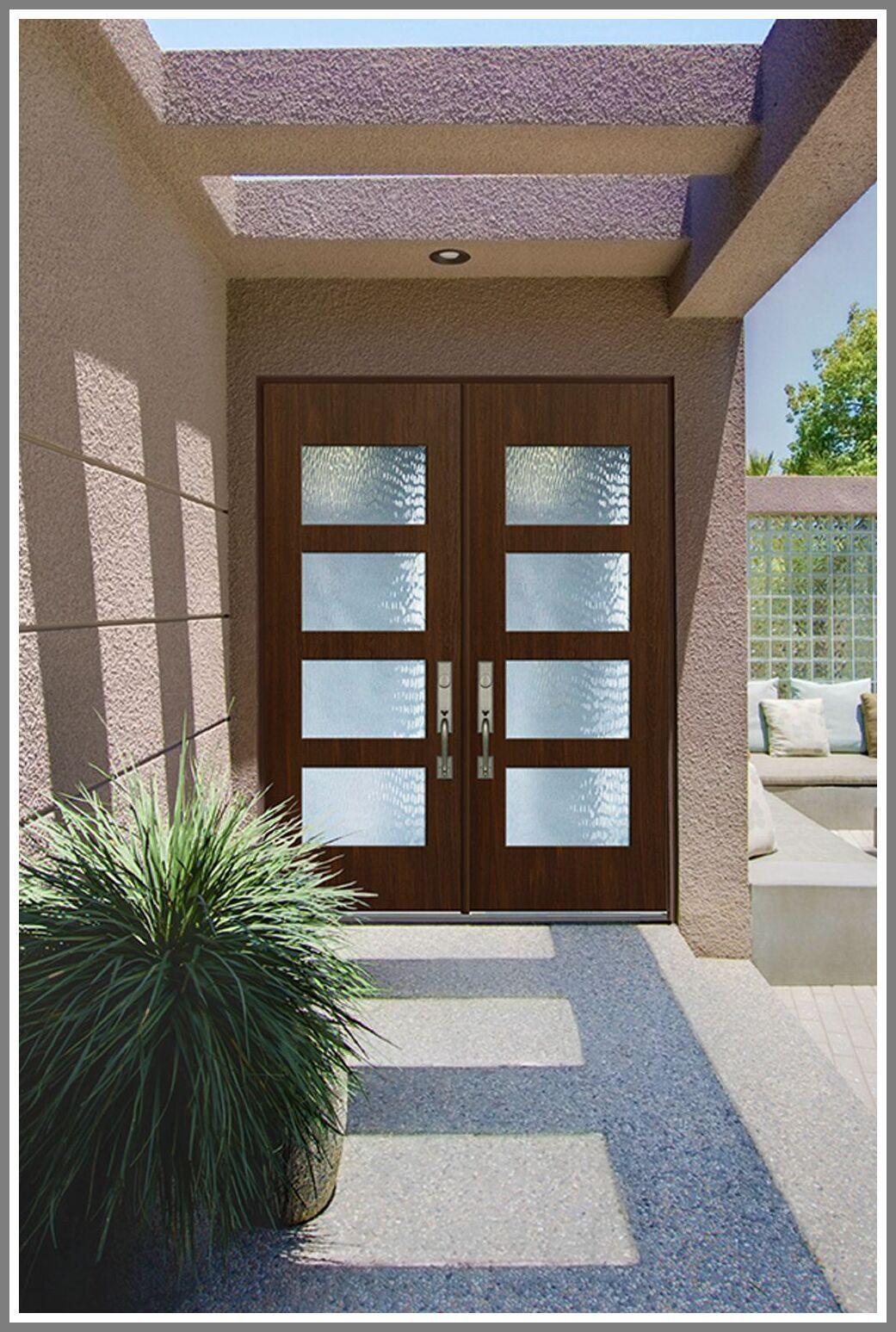 80 Reference Of Interior Glass Door Modern In 2020 Contemporary Front Doors Exterior Front Doors Exterior Doors