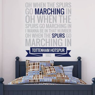 The home of football wall art for tottenham hotspur football club the official home of football wall stickers murals decals