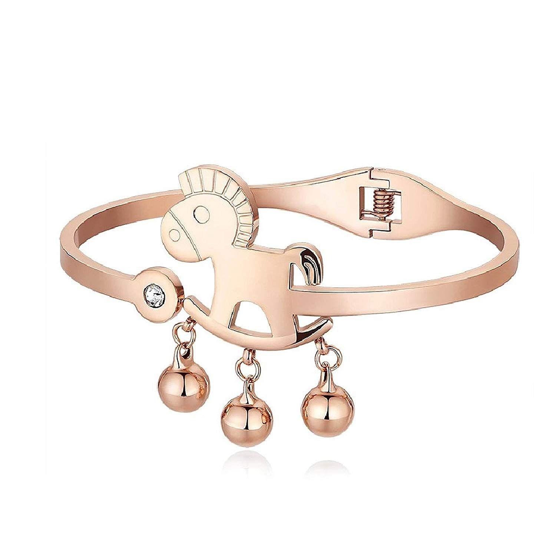 ANAZOZ Jewelry Womens Fashion Bangle Bracelet Stainless Steel Wedding Engagement