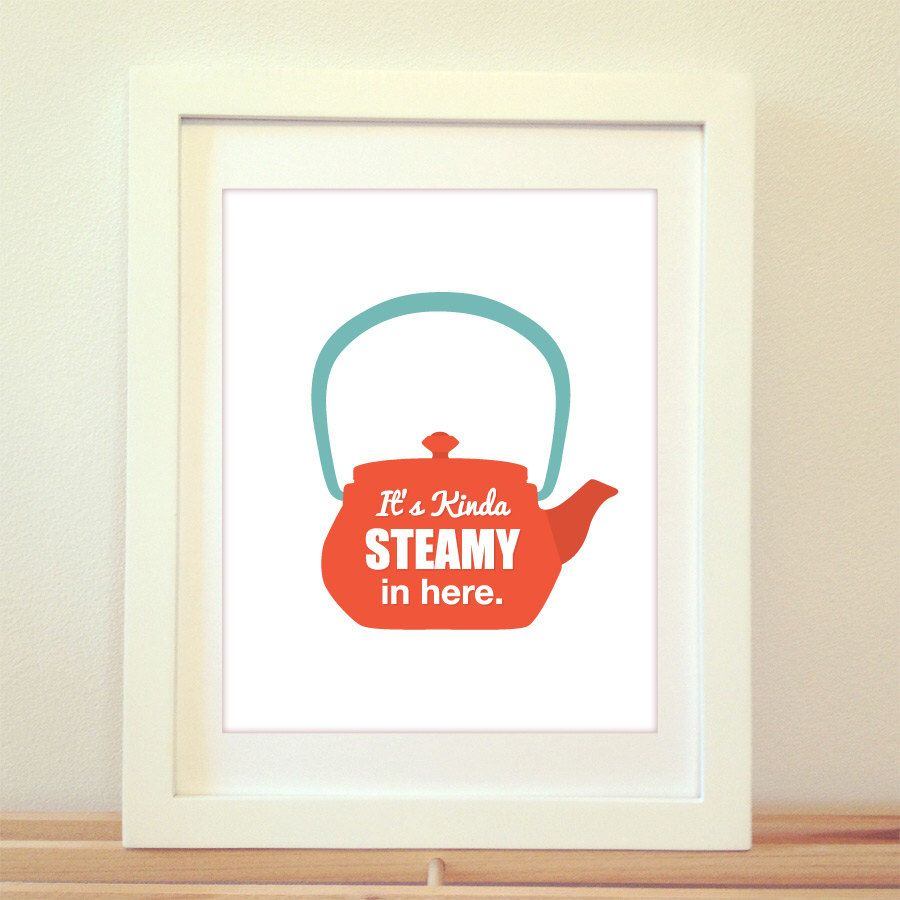 Tea, Tea Pot, Tea Pot Print, Tea Pot Art, Tea Art, Tea Poster, It\'s ...