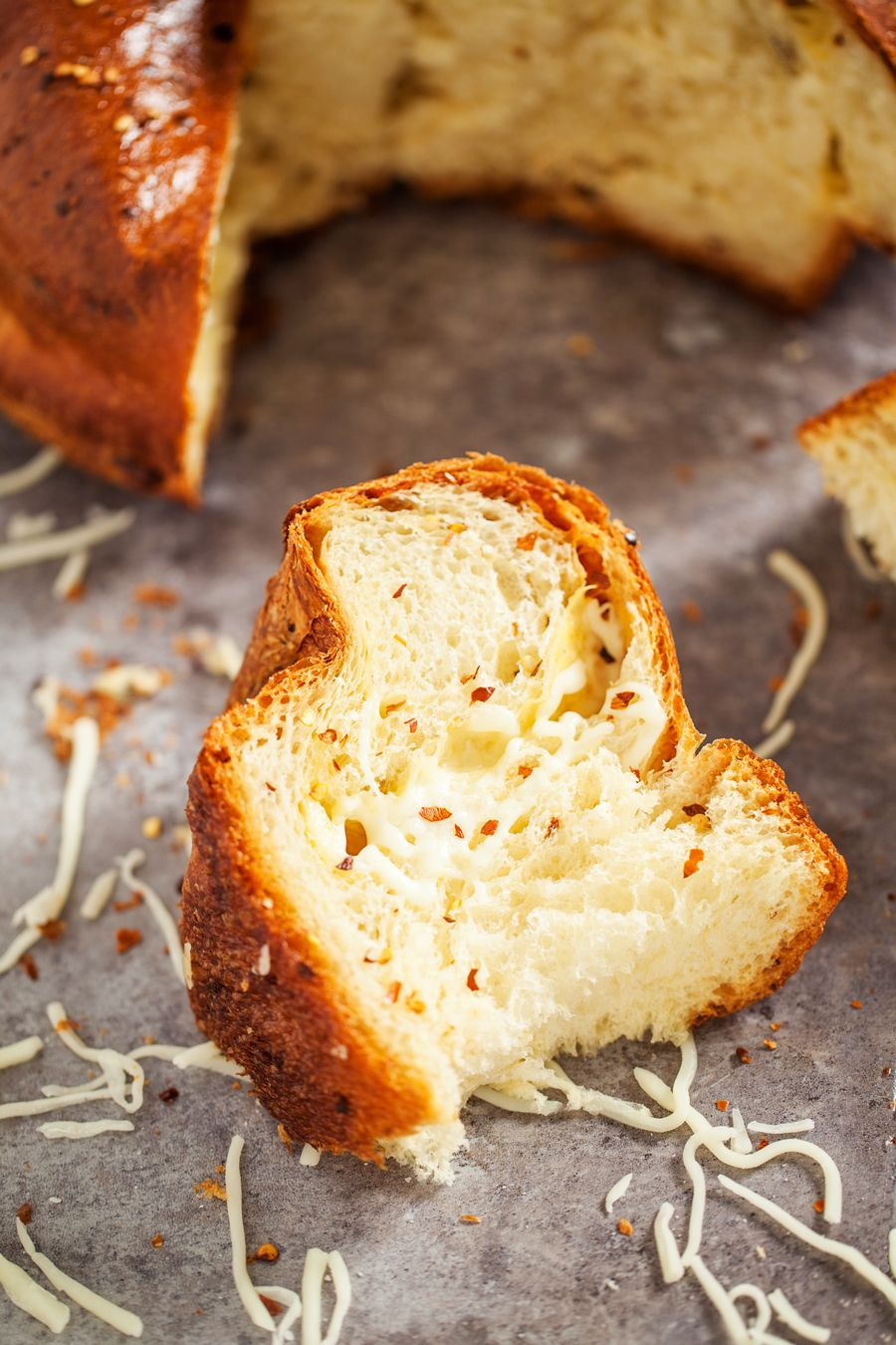 Spicy Country Cheese Bread Recipe Cheese Bread Food Recipes Food