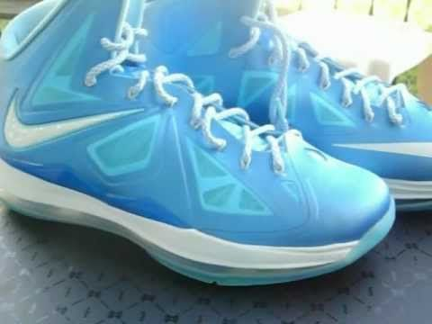 super popular 380b9 35f55 NIKE LEBRON 10