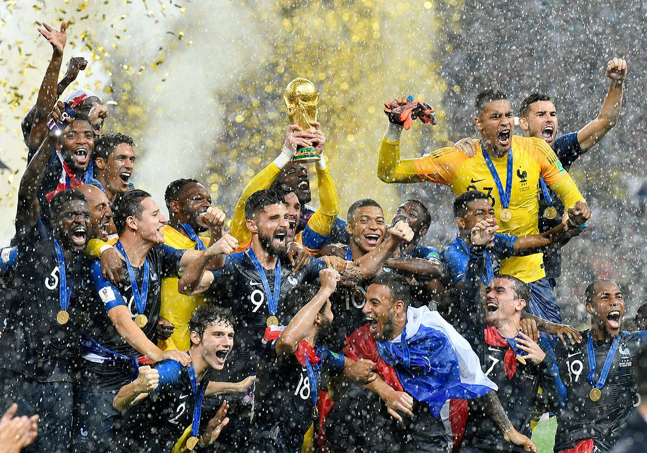 France Are The Official Winners Of The World Cup 2018 World Cup World Cup Final World Cup 2018