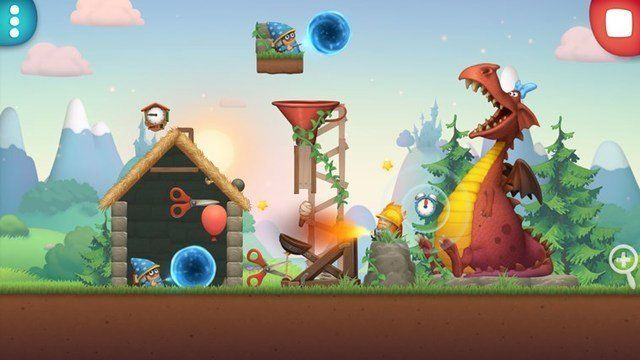 These Mobile Games Will Keep Your 7 10 Year Old Children Hooked While They Learn Concepts About Math Writing And Even Physics Family Gaming Pinterest