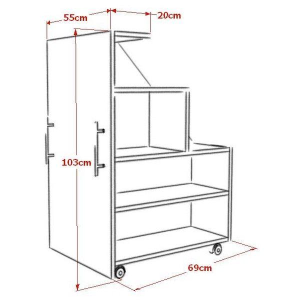 dimensions combles pinterest caisson rangement maison et meuble sous pente. Black Bedroom Furniture Sets. Home Design Ideas