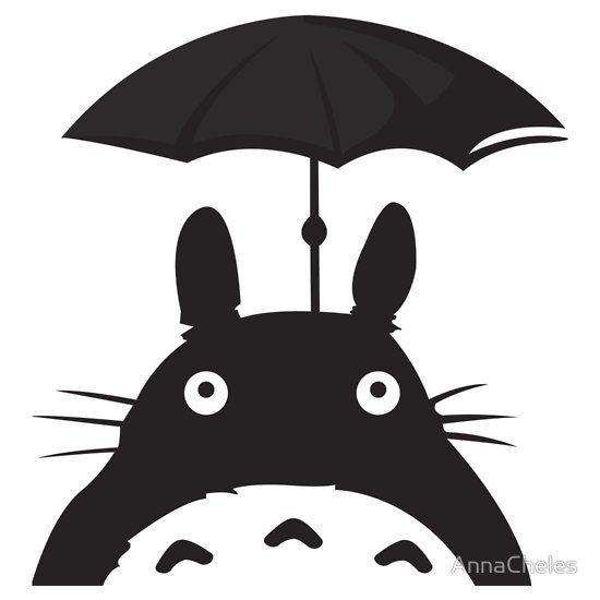 My Neighbor Totoro 3 Sticker Ghibli Totoro My