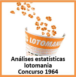 Estatísticas Lotomania 1964 Análises Das Dezenas Só