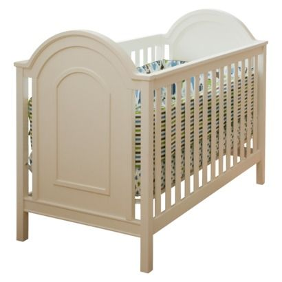 Lolly Amp Me Ellery 3 In 1 Convertible Crib Creamy White