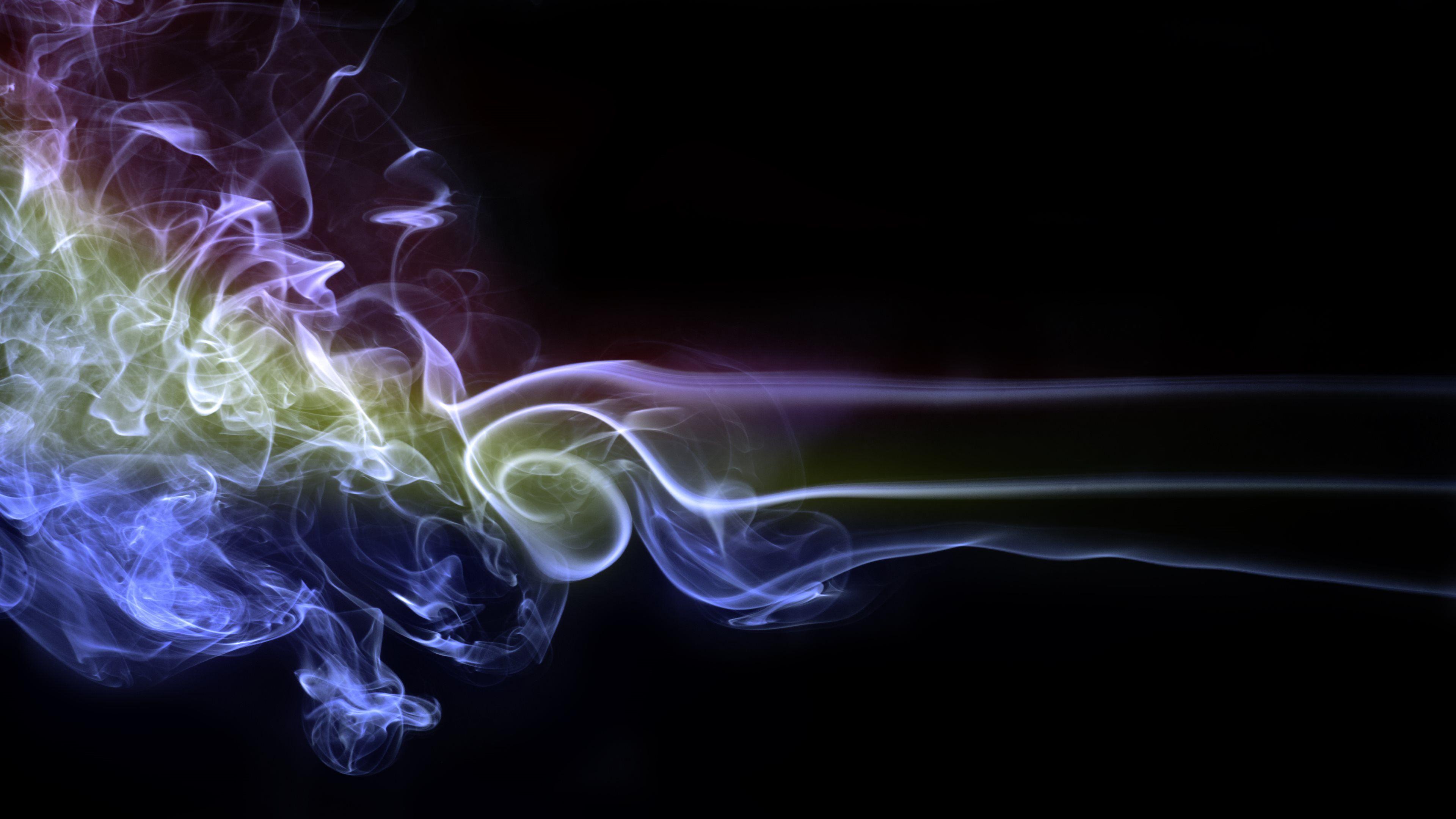 Colorful Smoke Photography Wallpaper « Pin HD Wallpapers ...