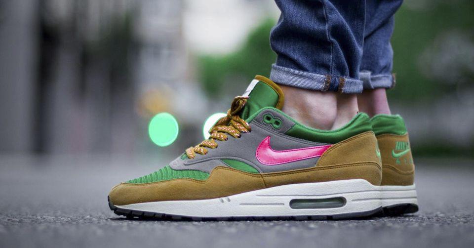 Sneakerjagers | 12 alternatieve Air Max 1 Colorways voor de