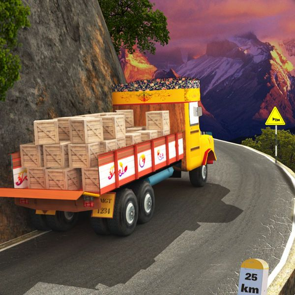 Download Lorry Truck Hill Transporter 3d For Mac Free