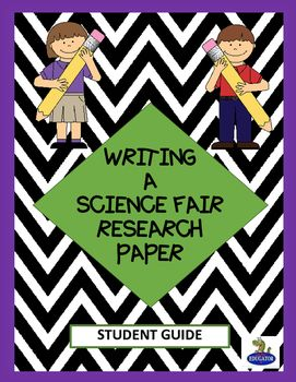 Science Fair Research Paper  Science Fair Fair Projects And